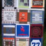 front of memory quilt