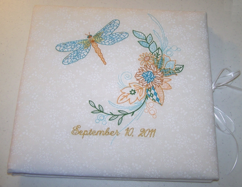 Special machine embroidery designs
