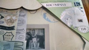 K&Company Wedding Scrapbook Kit