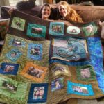 Photo Transfer Memory Quilts